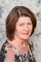 Margit Binggl, Direktorin der Volksschule Tadten