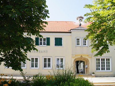 Gemeindeamt Tadten - Haupteingang