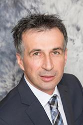 Vizebürgermeister Robert Csukker