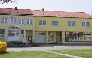 Bäckerei Sack & Elektromobilität Thyringer
