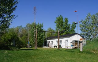 Vereinshaus der Bogenschützen Tadten