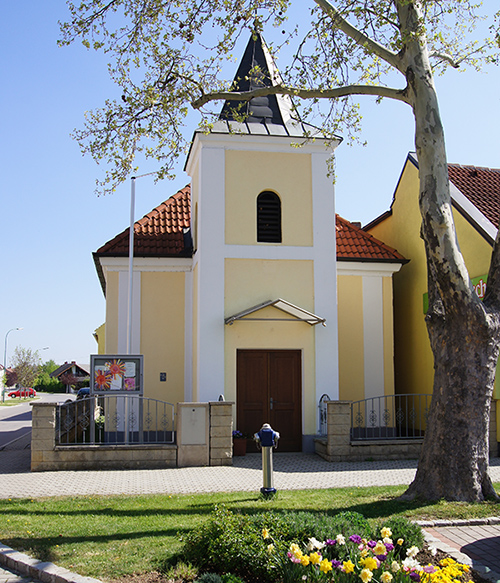 Evangelische Kirche Tadten