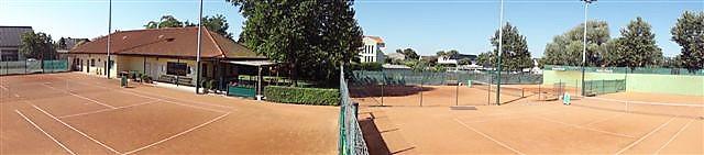 Tennisplatz Tadten