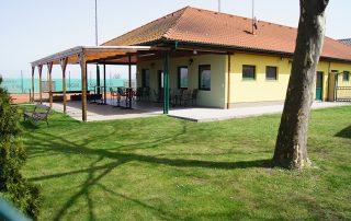 Tennisplätze des Tennisvereins Tadten