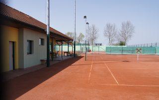 Tennisplätze in Tadten