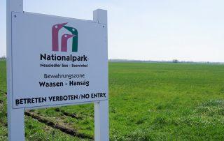 Bewahrungszone Waasen-Hansag