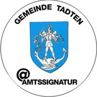 Amtssignatur Gemeinde Tadten