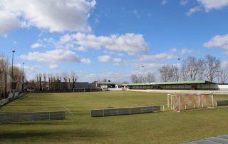 Fußballplatz Tadten