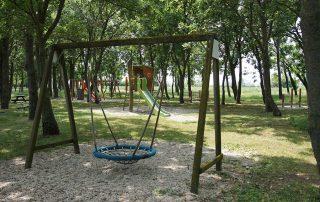 Spielplatz Waldweg Tadten