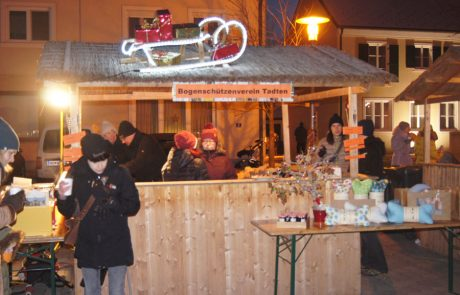 Advent im Dorf