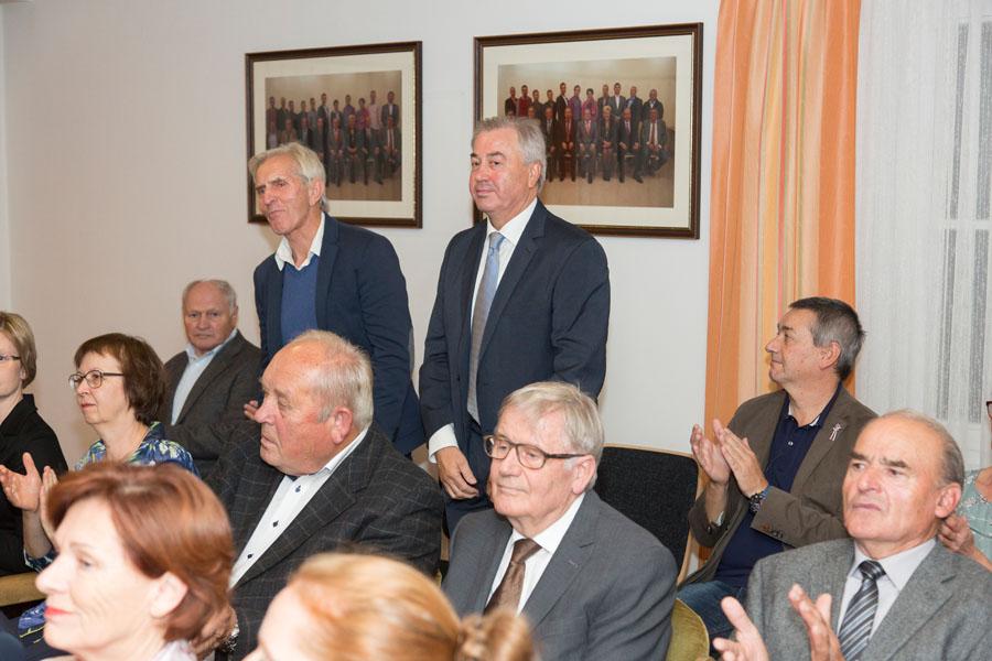 Konstituierende Sitzung Gemeinderat Tadten