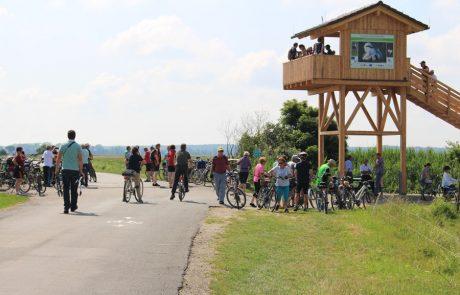 18 Radtour Tadten Nationalpark
